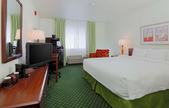 Zimmer Fairfield Inn Visalia Sequoia