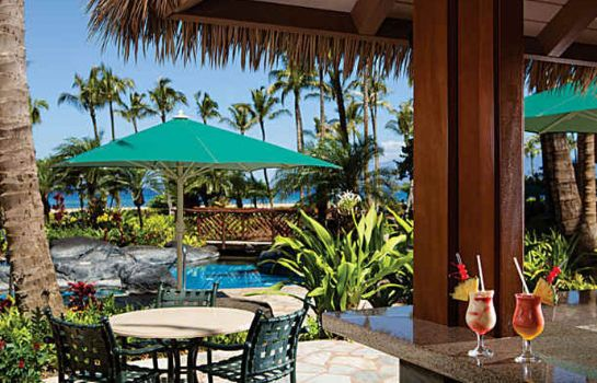 Bar del hotel Marriott's Maui Ocean Club  - Molokai Maui & Lanai Towers