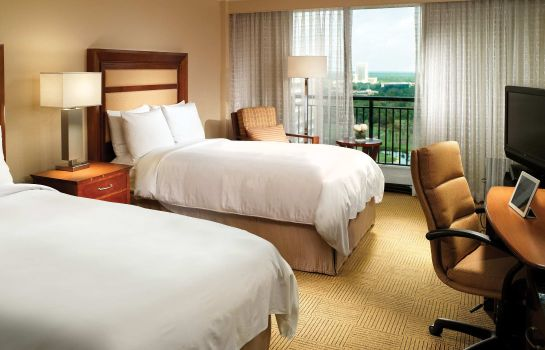 Zimmer Orlando World Center Marriott