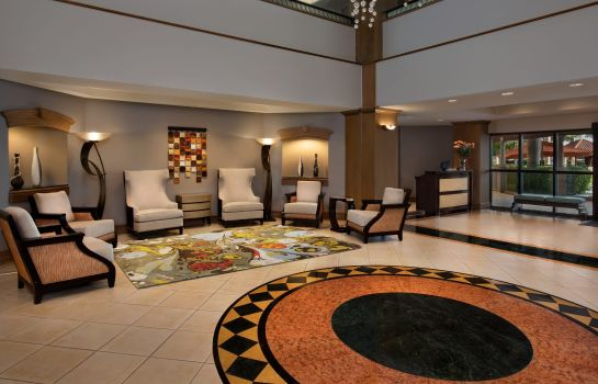 Lobby Marriott's Villas at Doral