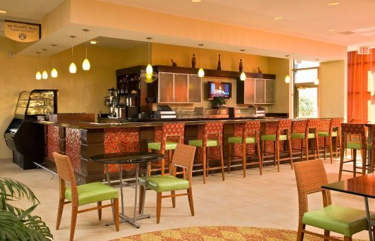 Hotel-Bar Albany Marriott
