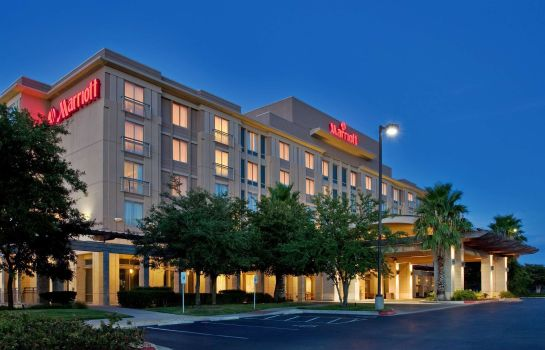 Exterior view Austin Marriott South