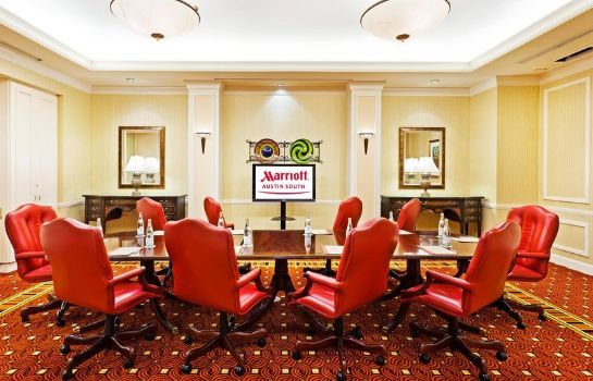 Conference room Austin Marriott South