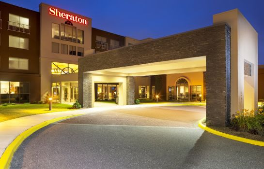Vista esterna Sheraton Hartford South Hotel