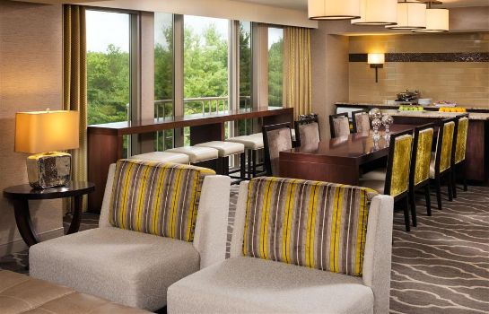 Hotelbar Sheraton Hartford South Hotel