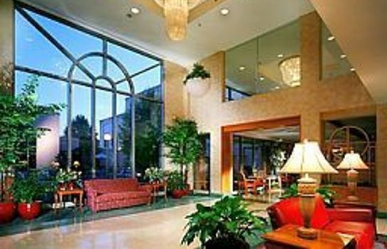 Hol hotelowy Sheraton Hartford South Hotel