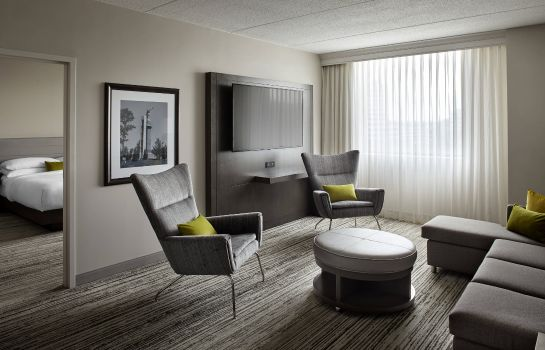 Suite Birmingham Marriott