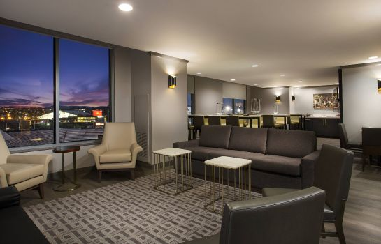 Hotelbar Nashville Marriott at Vanderbilt University