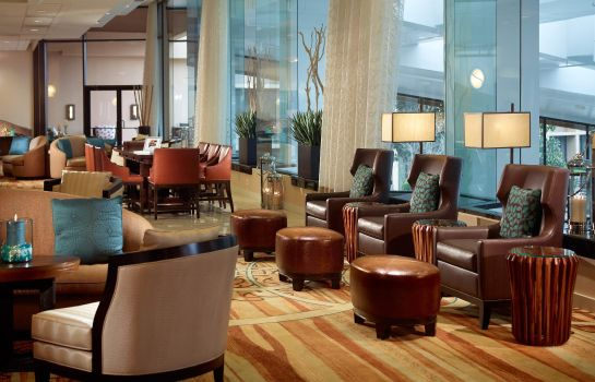 Hotelhalle Nashville Airport Marriott