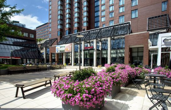 Außenansicht Boston Marriott Cambridge