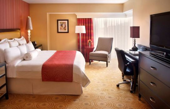 Zimmer Boston Marriott Cambridge