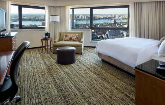 Kamers Boston Marriott Copley Place