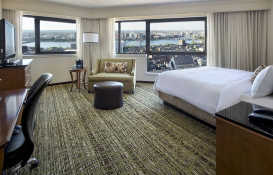 Zimmer Boston Marriott Copley Place