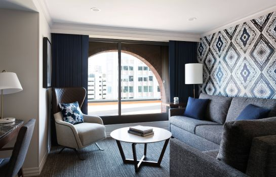 Suite Boston Marriott Long Wharf
