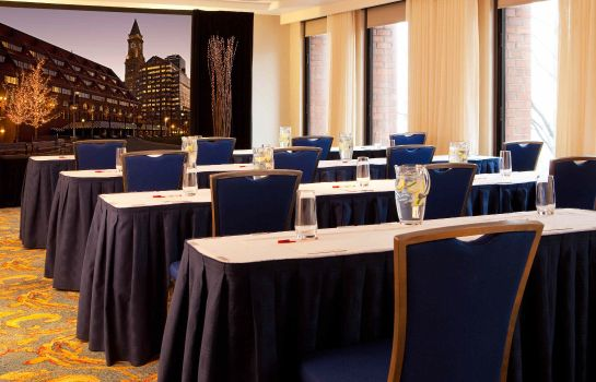 Congresruimte Boston Marriott Long Wharf
