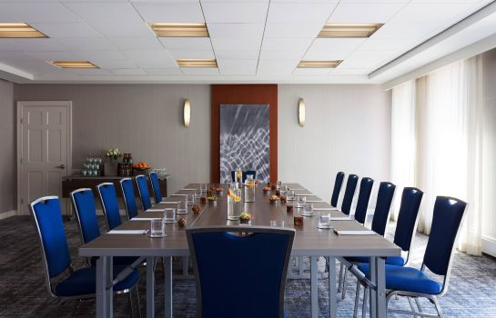 Conference room Boston Marriott Long Wharf