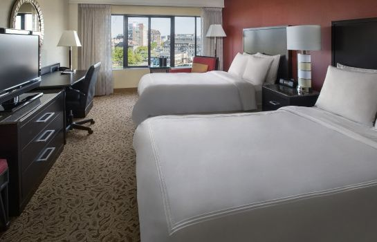 Room Boston Marriott Long Wharf