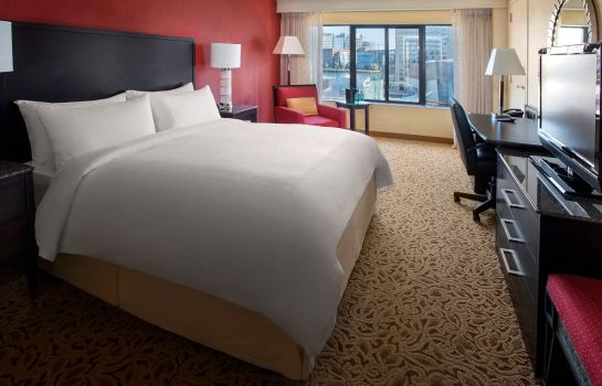 Kamers Boston Marriott Long Wharf
