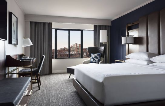 Zimmer Boston Marriott Long Wharf