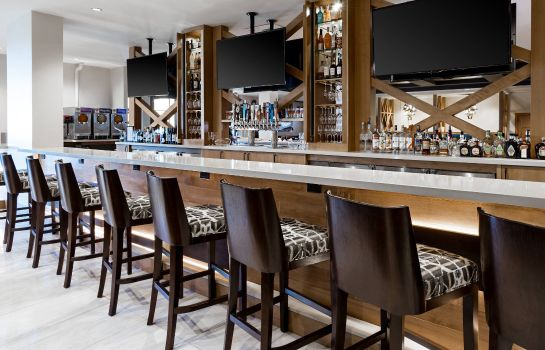 Hotel-Bar Baton Rouge Marriott