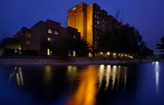 Außenansicht Crowne Plaza COLUMBUS NORTH- WORTHINGTON
