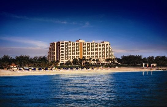 Exterior view Fort Lauderdale Marriott Harbor Beach Resort & Spa