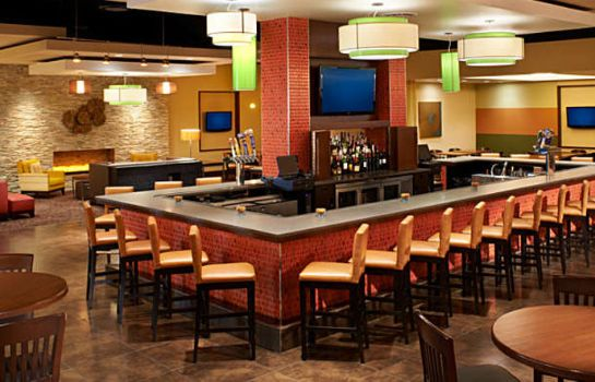 Hotel-Bar Buffalo Marriott Niagara