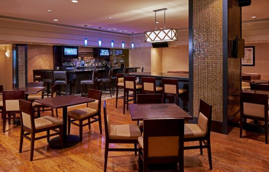 Hotel-Bar Chattanooga Marriott Downtown
