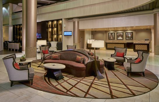 Hotelhalle Chattanooga Marriott Downtown