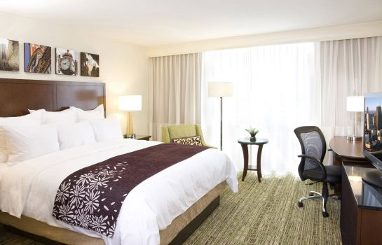 Chambre Marriott Chicago O'Hare