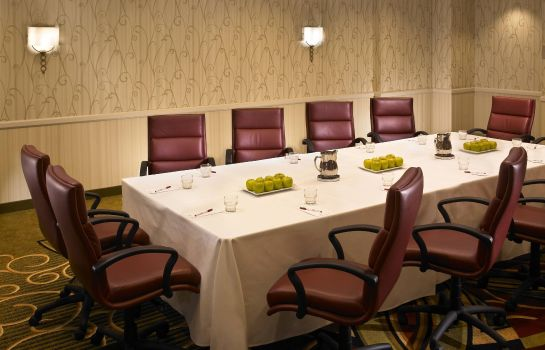 Conference room Chicago Marriott Suites Downers Grove