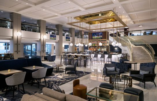 Hol hotelowy Chicago Marriott Downtown Magnificent Mile
