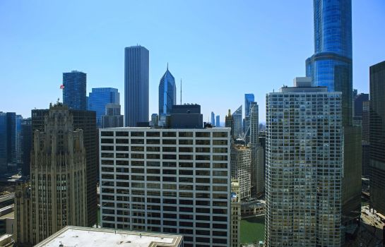 Suite Chicago Marriott Downtown Magnificent Mile