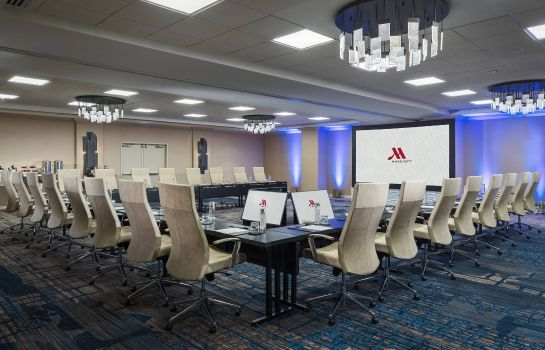 Conference room Chicago Marriott Downtown Magnificent Mile