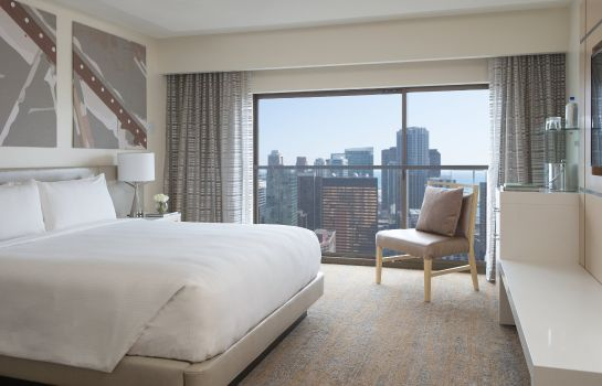 Room Chicago Marriott Downtown Magnificent Mile