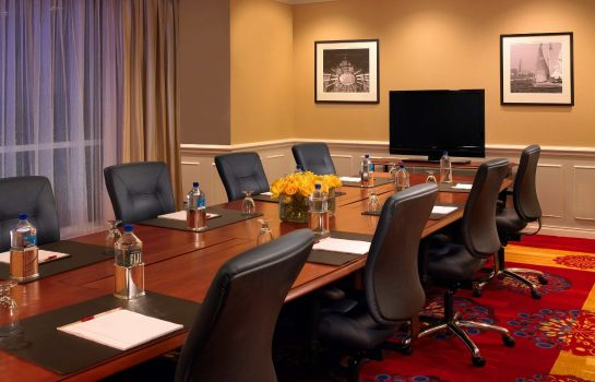 Conference room Cleveland Airport Marriott