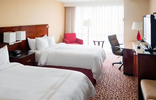 Chambre Cleveland Airport Marriott