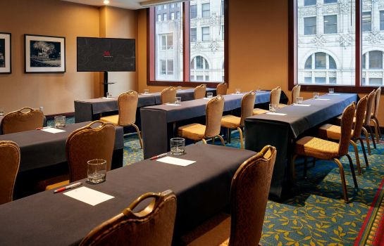 Conference room Cleveland Marriott Downtown at Key Center