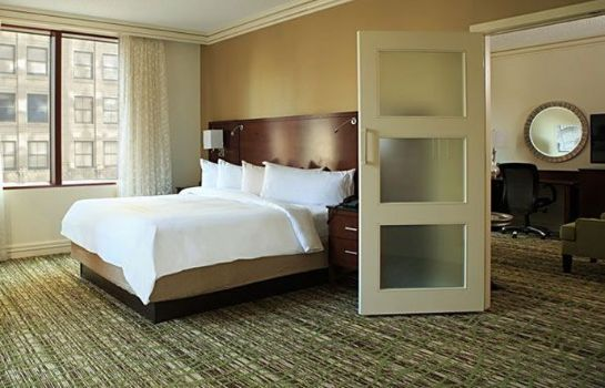 Chambre Cleveland Marriott Downtown at Key Tower