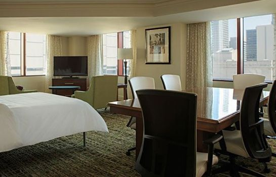 Room Cleveland Marriott Downtown at Key Center