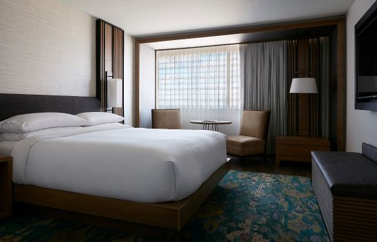 Chambre Charlotte Marriott City Center
