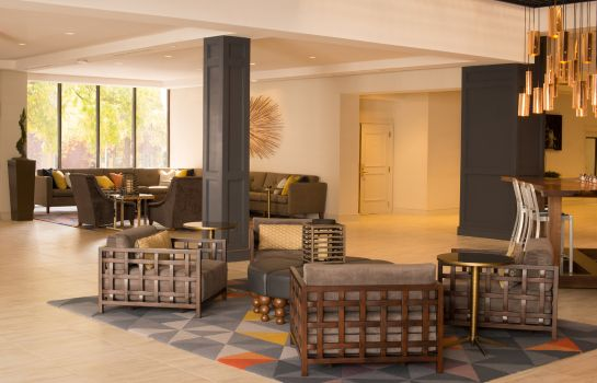 Hotelhalle Crowne Plaza CHARLOTTE EXECUTIVE PARK