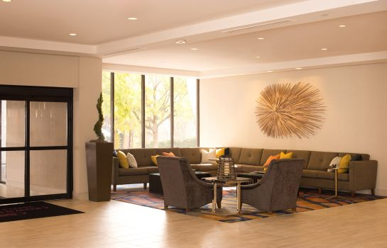 Lobby Crowne Plaza CHARLOTTE EXECUTIVE PARK