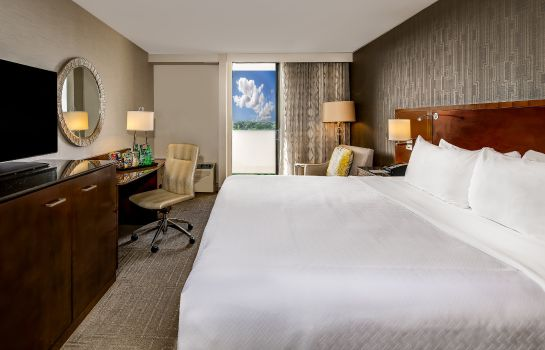 Chambre Crowne Plaza CHARLOTTE EXECUTIVE PARK
