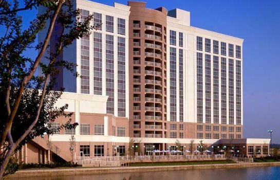 Vista exterior Dallas Marriott Las Colinas