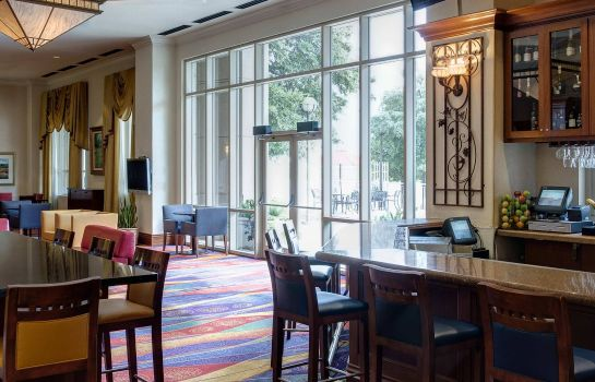 Hotelhalle Dallas Marriott Las Colinas