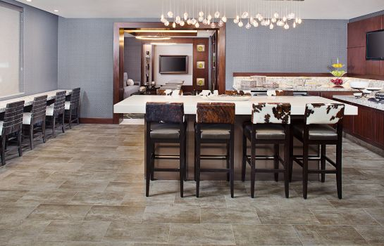 Bar hotelowy Dallas Marriott Suites Medical/Market Center