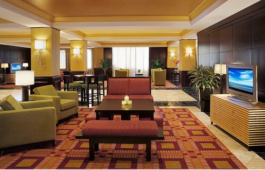 Hol hotelowy Dallas Marriott Suites Medical/Market Center
