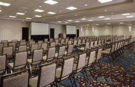 Conference room Dallas Marriott Suites Medical/Market Center
