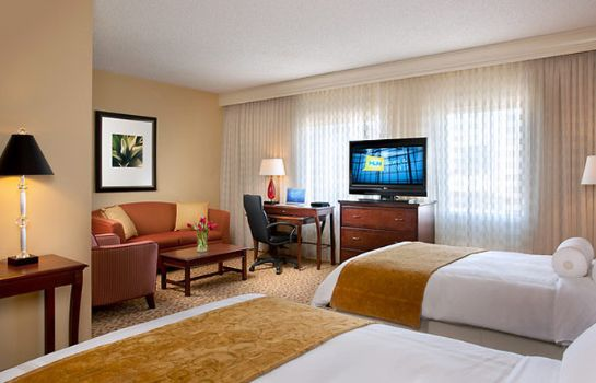 Pokój Dallas Marriott Suites Medical/Market Center